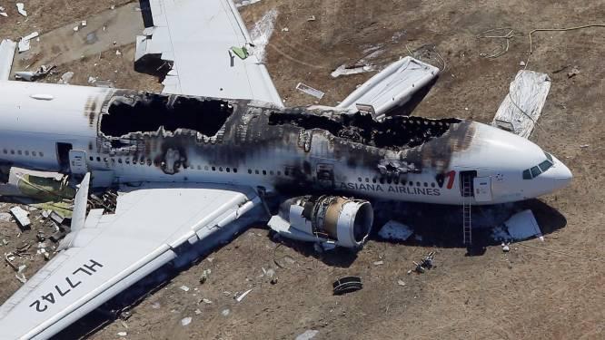 """Gecrashte Boeing had geen motorproblemen"""