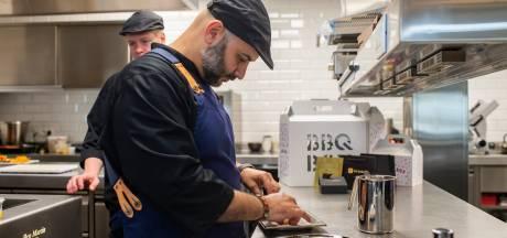 TAKEAWAY RECENSIE. The London: wereldse gerechten en topdessert