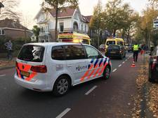 Vrouw gewond op Zwolseweg in Deventer