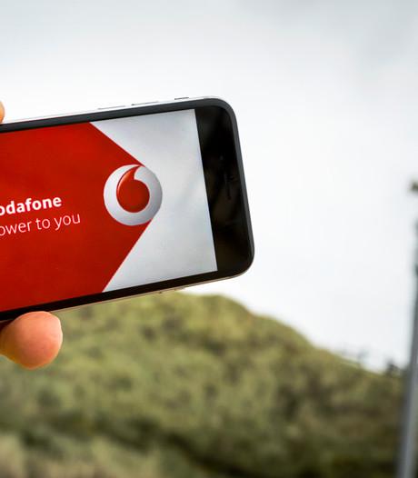 Landelijke storing bij Vodafone voorbij
