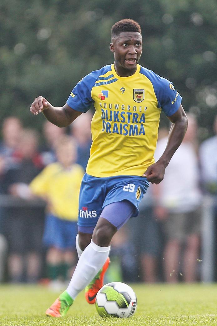 Ibrahima Touré.