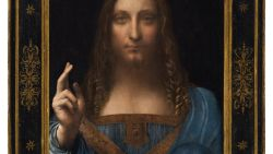 Leonardo was mogelijk niet de schilder van 'Salvator Mundi'