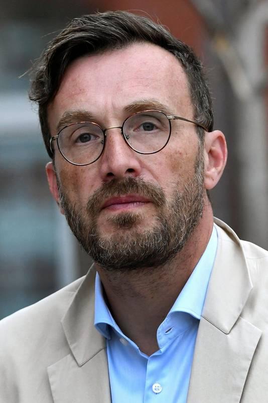 Pascal Smet, ministre bruxellois de la Mobilité