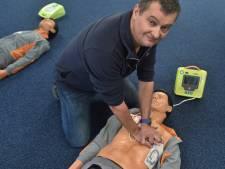 Zonder mens kan een AED ook niemand redden