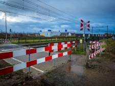 ProRail pakt onbewaakte overwegen aan in Winsum