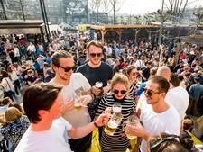 Het kan weer bijna: biertjes drinken in Rotterdamse Biergarten