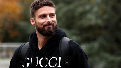"""Olivier Giroud ziet dat homoseksualiteit nog steeds taboe is in het voetbal: """"Het is onmogelijk voor voetballers om uit de kast te komen"""""""