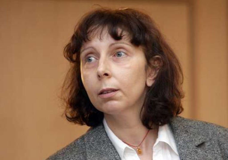 Geneviève Lhermitte.