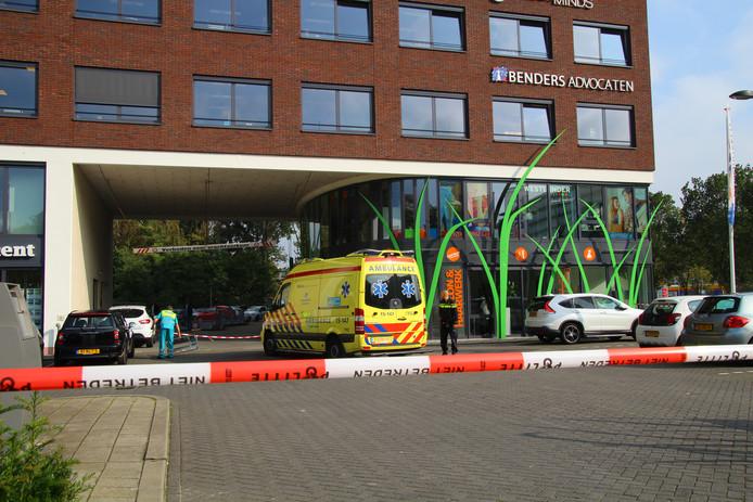 Steekpartij in Zoetermeer