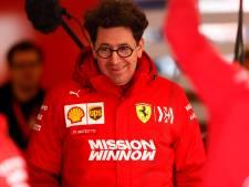 Ferrari-baas tempert verwachtingen: 'Hebben niet de snelste wagen'