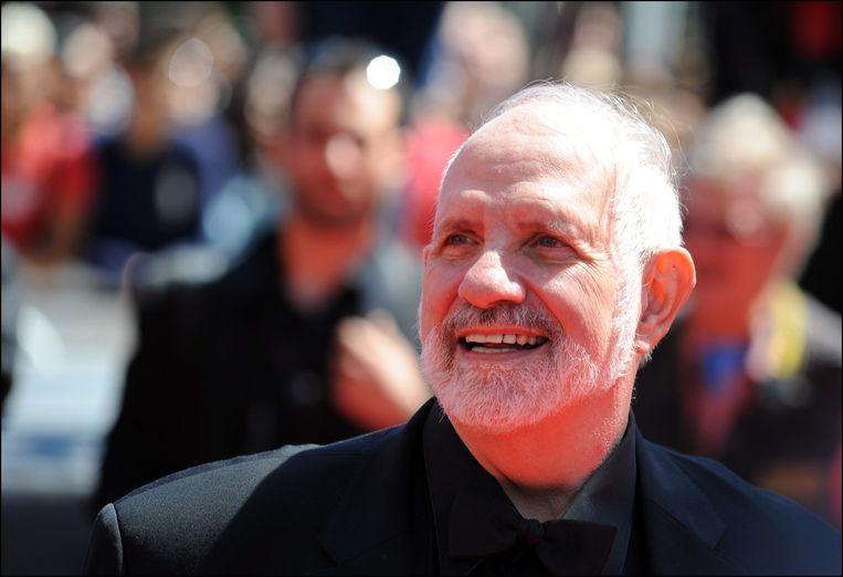 De Amerikaanse filmregisseur Brian De Palma.