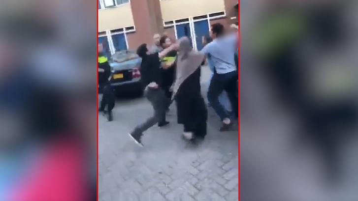 Agent gewond geraakt tijdens vechtpartij in Almere