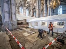 Meer historie in Grote Kerk Zwolle na verbouwing