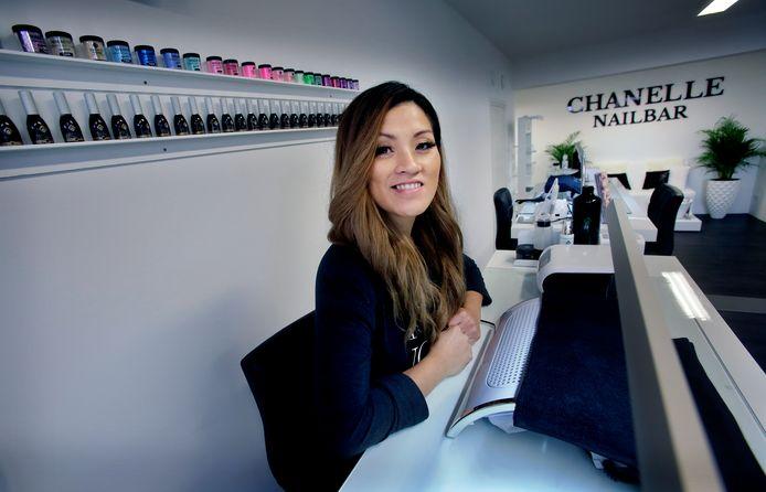 Chanelle Nailbar is een nieuwe zaak in Papendrecht is op de vingers getikt door modehuis Chanel.