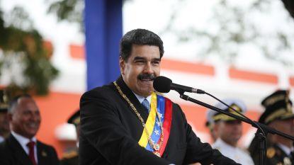 Amerikaanse sancties tegen vertrouwelingen Maduro
