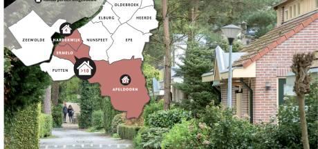 Wonen op een vakantiepark? Meeste Veluwse gemeenten willen daar niets van weten