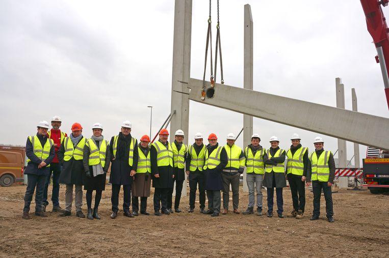 Agrityre, een bedrijf met lokale roots, is zopas begonnen met de bouw van een nieuwe vestiging.