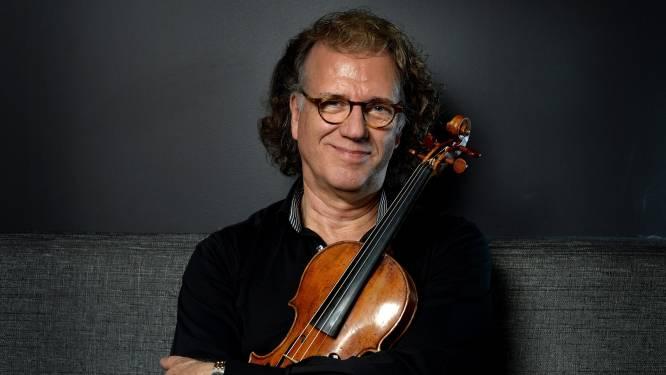 """André Rieu overweegt zijn Stradivarius te verkopen om zijn orkest te redden: """"Dit is mijn levenswerk"""""""