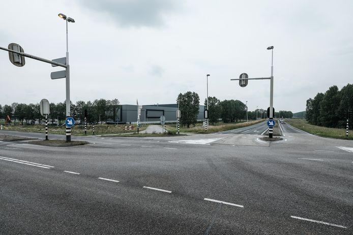De A15 stopt nu abrupt bij Bemmel.