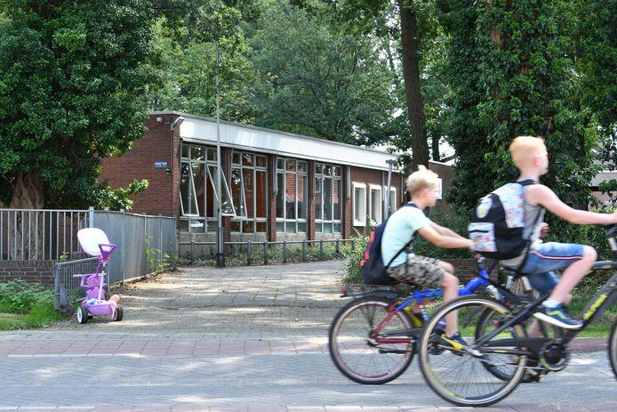 Basisschool De Salto in Rijssen is gesloten. Het aantal leerlingen was te klein om de school nog langer in stand te kunnen houden.