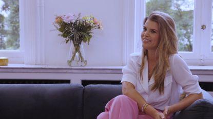 """Ex-miss Justine De Jonckheere in 'Celebs Gaan Daten': """"Nee, ik moet de mannen niet van me afslaan"""""""
