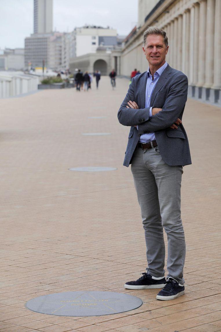 Directeur Peter Craeymeersch.