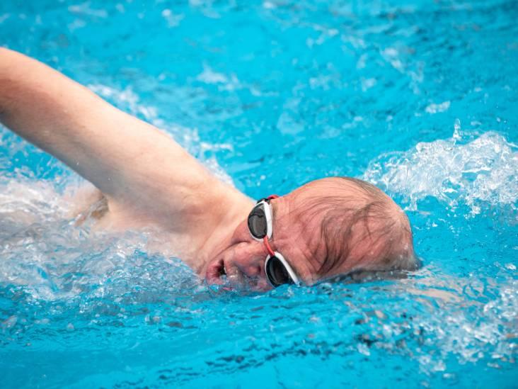 Mark doet elk jaar mee aan de Swim: 'Ik vind vooral kinderkanker iets verschrikkelijks'