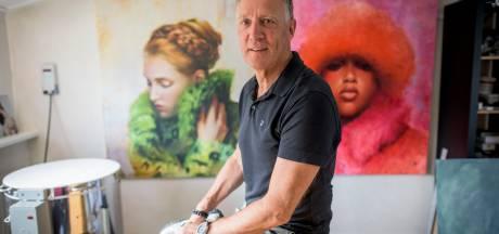 Oldenzaalse kunstenaar Cor Lap te zien bij tv-programma Sterren op het Doek