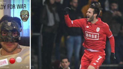 """FT België: Standard-spits """"klaar voor de oorlog"""" - Brandon Mechele krijgt contractverlenging"""