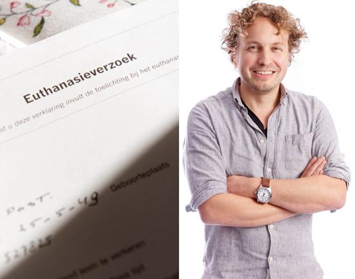 Euthanasie bespaart veel lijden, maar in geval van dementie wordt het bijna altijd ingewikkeld, vindt columnist Niels Herijgens