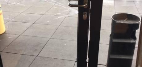 Kluis gestolen bij inbraak sportpark De Hove