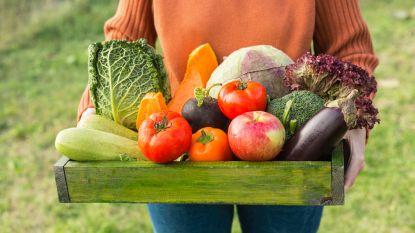 Deze groenten en fruit eten we het meest
