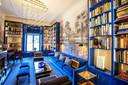De bibliotheek in Paleis Huis ten Bosch.