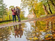Pieter en Coby zetten wandelingen uit in Edese natuur:  'Saaie stukken noemen we wandelcorvee'