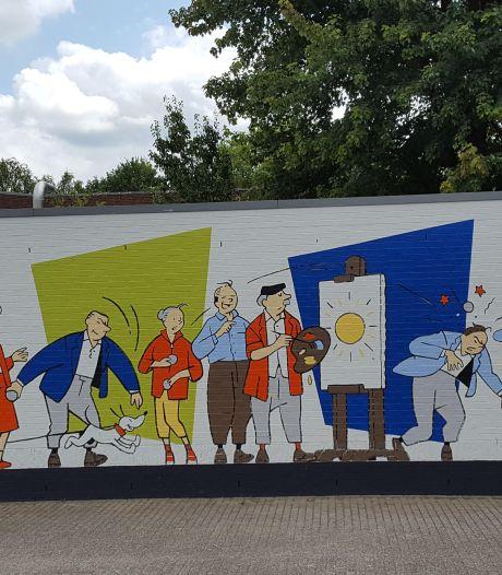 Muurschilders, denk aan de buren en voorkom wat Luc Verschuuren in Oisterwijk overkwam