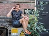 Pieter Jouke doet 't online: 'Het is voor iedereen wennen, deze vorm van cabaret'