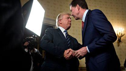 """Ontslagen FBI-baas brengt boek uit over Trump: """"Hij regeert als een maffiabaas"""""""