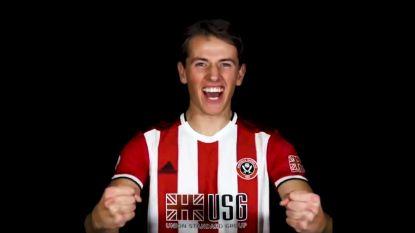 Het is officieel: Sander Berge verruilt Racing Genk voor Sheffield United