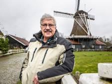 Liefde voor molen en hout bracht Bolwerksmolenaar Ber naar Deventer