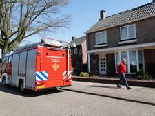 Vrouw zit vast in haspel in Veldhoven; brandweer bevrijdt haar