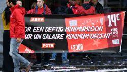 """ABVV blijft hogere minimumlonen eisen, en dreigt: """"We gaan actie voeren. En het zal minder braaf zijn dan in het verleden"""""""