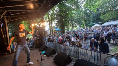 Lokaal talent, Vlaamse muziek en tributeband zorgen voor geslaagde Parkconcerten