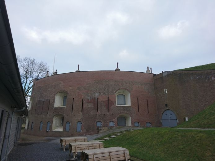 Fort Asperen bij Acquoy.