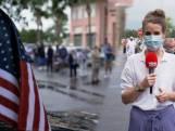 Drukte bij stembureaus in Florida voor de verkiezingen