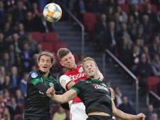 FC Groningen-back Absalem krijgt uitnodiging van Marokkaans elftal