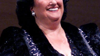 Operazangeres Montserrat Caballé (85) overleden