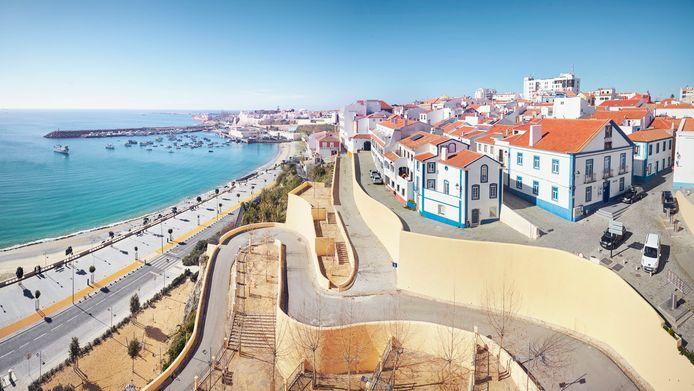 La ville de Sines, au sud du Portugal.