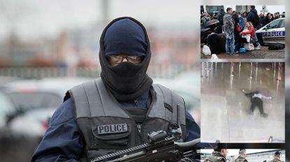 Geradicaliseerde man gedood bij aanval op Parijse luchthaven