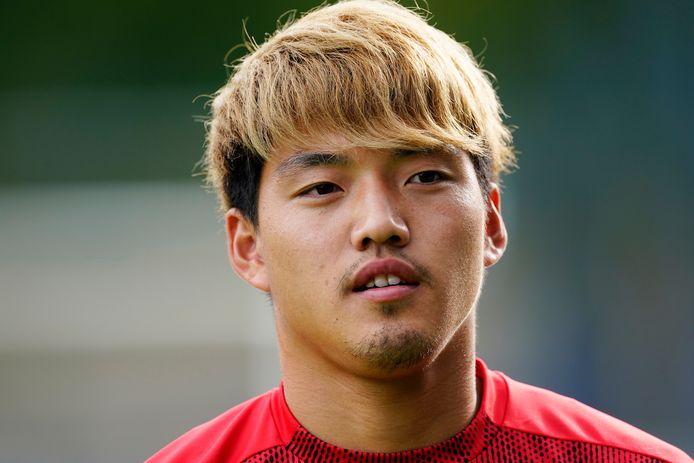 Ritsu Doan is op weg naar een transfer.