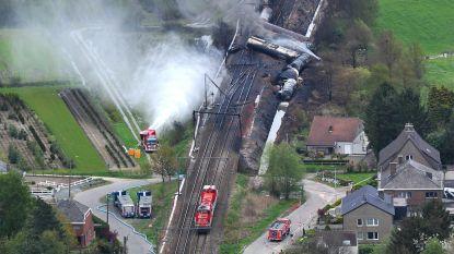 Wetteren laat treinramp stilaan achter zich